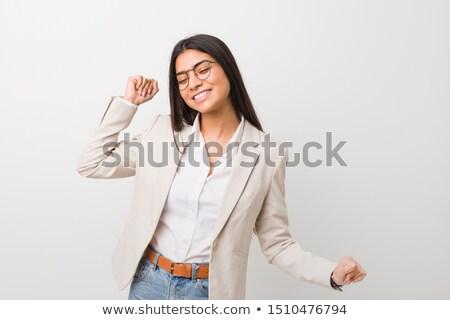 祝う · 事業者 · ダンス · 幸せ · ビジネス女性 · 楽しい - ストックフォト © photography33