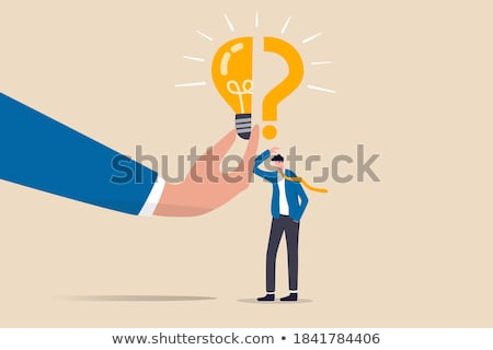 Businessman completely lost Stock photo © photography33