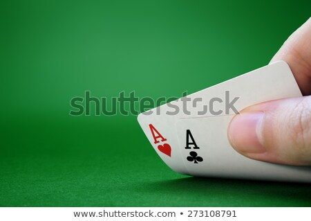 bluffing or not bluffing? Stock photo © OleksandrO