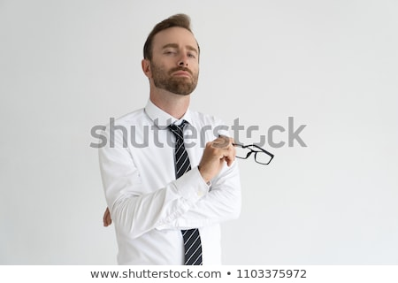 Arrogant businessman Stock photo © photography33