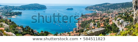 panorama of nice stock photo © deyangeorgiev