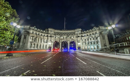Admiralty Arch at night Stock photo © Snapshot