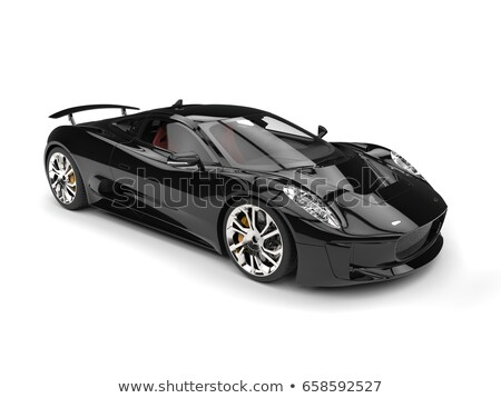 expensive sportscar Stock photo © ArenaCreative