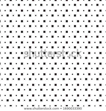 seamless colorful pixelated square pattern stock photo © creative_stock