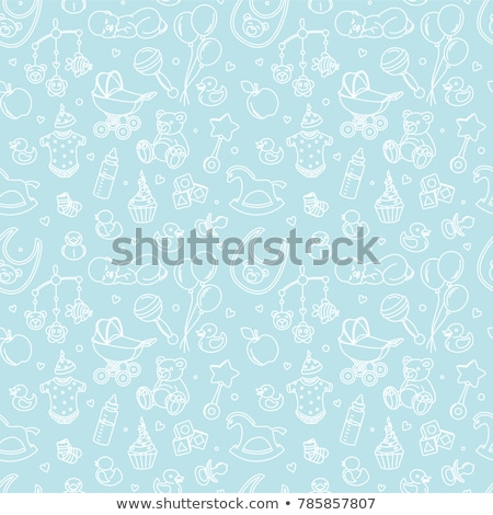 Gebelik doku bebek çocuk ayakkabı Retro Stok fotoğraf © HASLOO