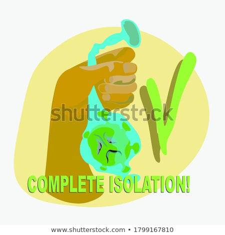 condom check icon on white background stock photo © tkacchuk