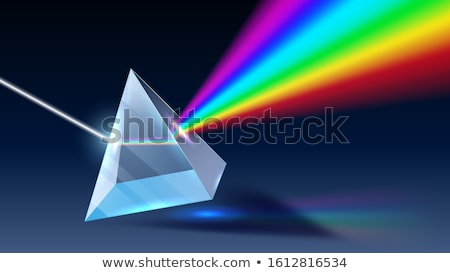 Dispersion by prism Stock photo © 7activestudio