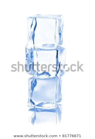 trei · sticlă · tabel · alb - imagine de stoc © shawnhempel