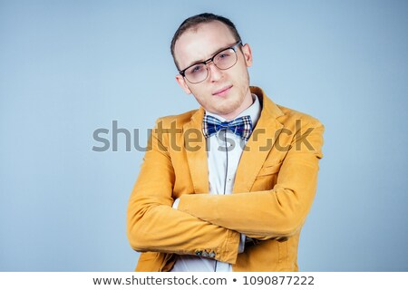 Nerdy Businessman Stock photo © ClipArtMascots