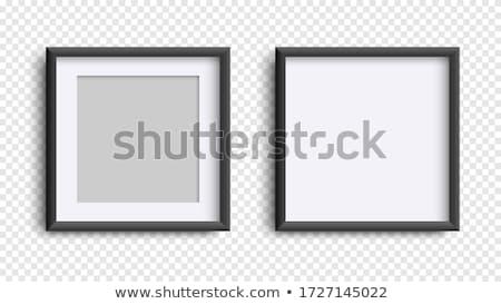 frame · esposizione · muro · arte · spazio · stanza - foto d'archivio © Paha_L