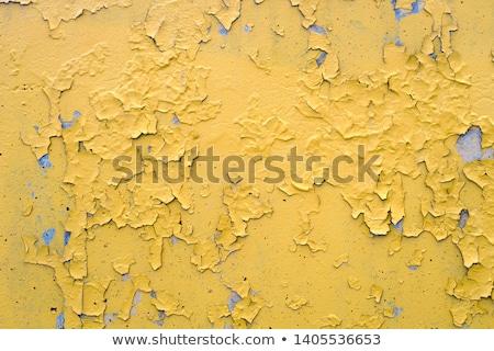 風化した · 壁 · 抽象的な · デザイン · 金属 · 芸術 - ストックフォト © fotoyou