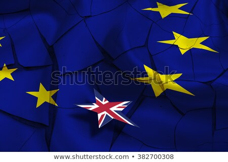 britain leave or leaving european union symbol stock photo © lightsource