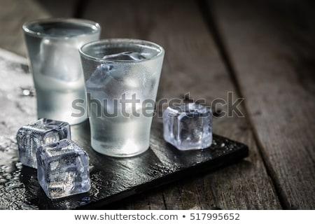 ウォッカ ショット アルコール 表 フルーツ 夏 ストックフォト © racoolstudio