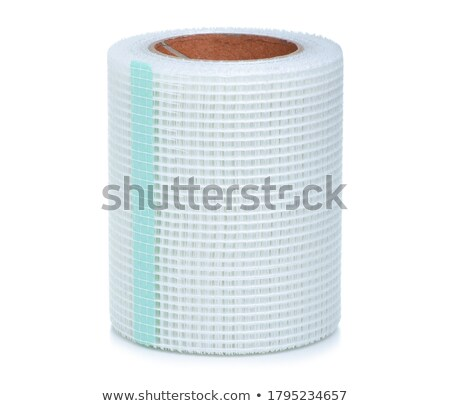 plastic net roll stock photo © simply