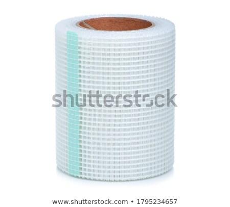plastic net roll stock photo © simply