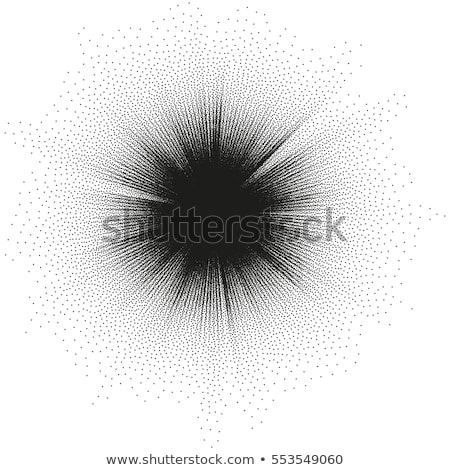 Starburst. Plasma space burst background. EPS 10 Stock photo © beholdereye