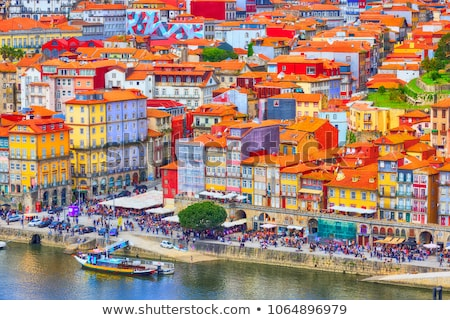 porto old town portugal stock photo © joyr