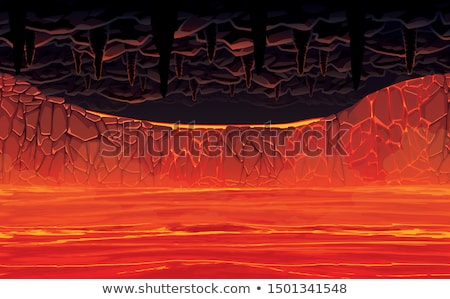 chaud · flammes · blanche · rouge · wallpaper · paix - photo stock © fisher