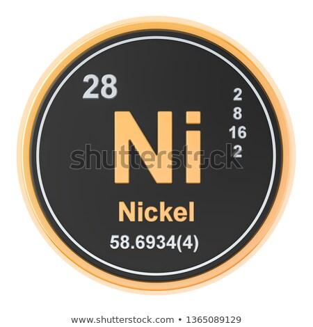 周期表 · 要素 · アトミック · 番号 · シンボル · 重量 - ストックフォト © noedelhap