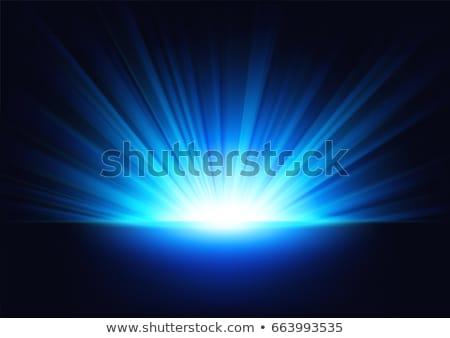 Föld izzó fény vektor égbolt térkép Stock fotó © SArts