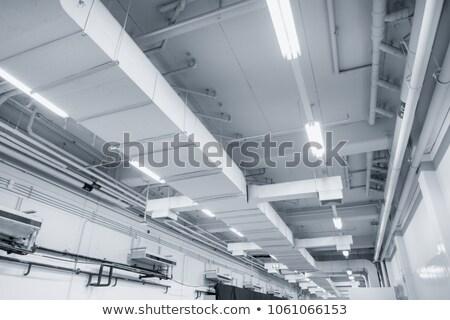 airconditioning · plafond · moderne · architectuur · cool · koud - stockfoto © stevanovicigor