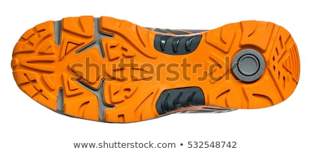 Hiking walking or running sports shoe sole Stock photo © blasbike