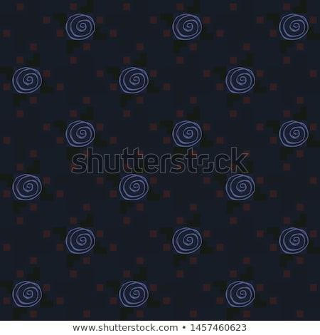 Zöld absztrakt gyémánt téglalap forma vektor Stock fotó © cidepix