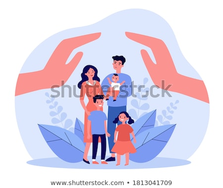 Stock photo: Humans as a Service