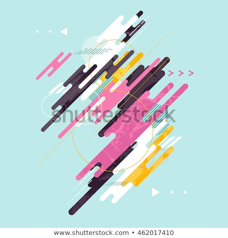 vertical pink lines on white background abstract pattern with vertical lines vector illustration stock photo © olehsvetiukha