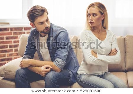 psycholoog · vergadering · paar · relatie - stockfoto © pressmaster