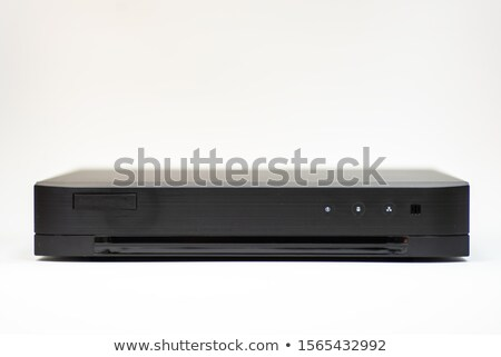 Digital video recorder or iptv receiver Stock photo © magraphics
