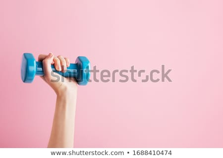 fitness · silhouetten · ingesteld · meisje · lichaam · gezondheid - stockfoto © sahua