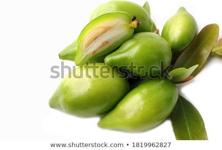 Tropische vruchten thai kruid vers zuur smaak Stockfoto © stoonn