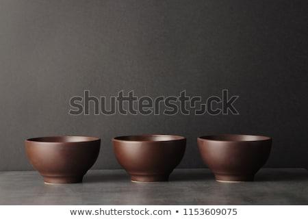 Tableware objects Stock photo © romvo