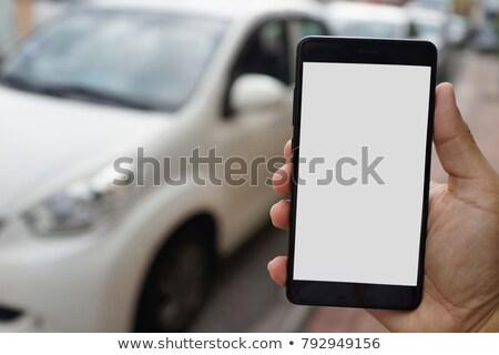 старший · человека · сотового · телефона · бизнеса · компьютер · интернет - Сток-фото © photography33