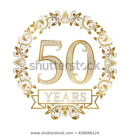 штампа изолированный белый брак документа Сток-фото © speedfighter
