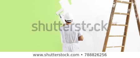 Environmentally friendly painter Stock photo © photography33