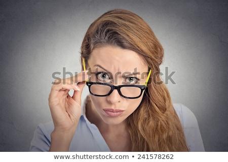 Women criticizing woman Stock photo © photography33