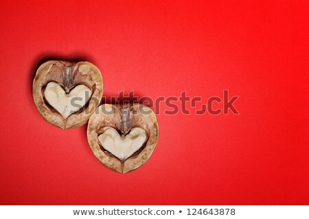 Red Heart And Vitamins Stock photo © adamson