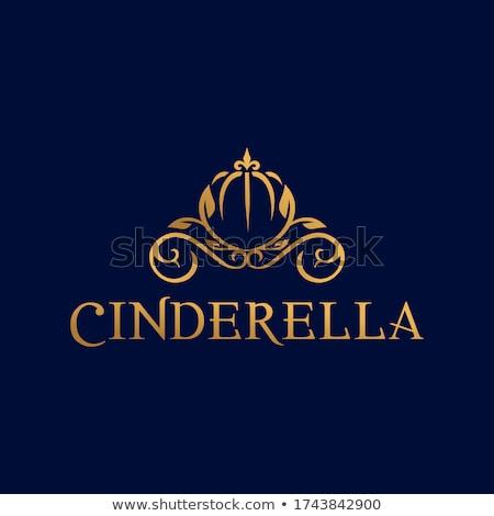 Cinderella Pumpkins Stock photo © cboswell