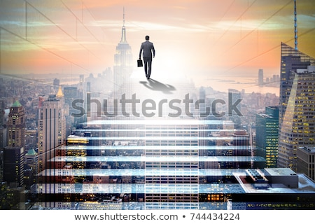 Leadership Aspirations Stock photo © Lightsource
