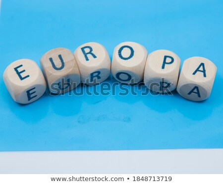 europe and its eu members stock photo © ustofre9