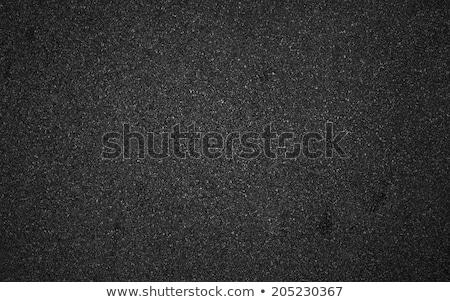 asfalto · sin · costura · textura · patrón · ver · más - foto stock © meinzahn