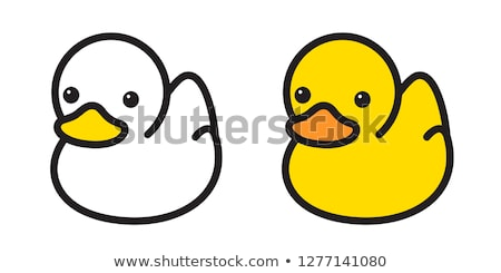 Rubber Ducky Stock photo © AlphaBaby