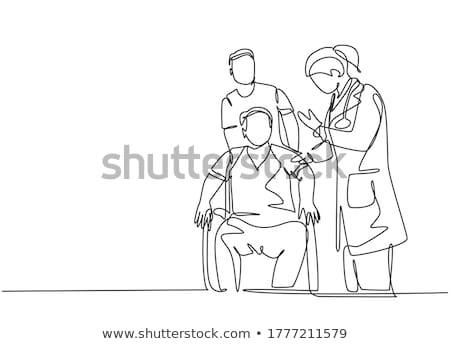 Recovery of one's health Stock photo © pressmaster