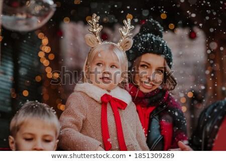 サンタクロース · 孤立した · 白 - ストックフォト © peterpolak