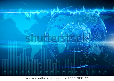 Befektetés pénzügyi együtt üzlet támogatás innováció Stock fotó © Lightsource