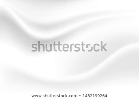milky or creamy wavy background stock photo © smeagorl