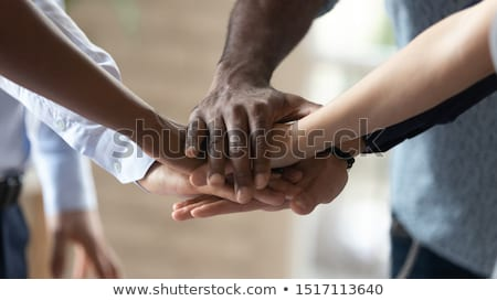 Race Relations Stock photo © Lightsource