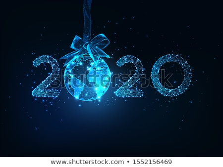 global christmas Stock photo © zven0